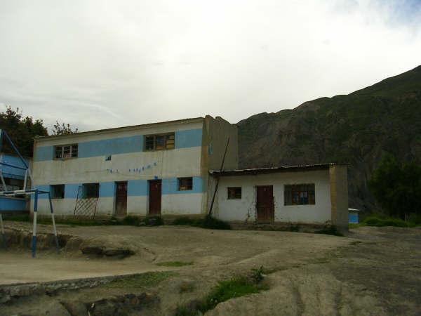 Aulas Deterioradas Para Demolicion
