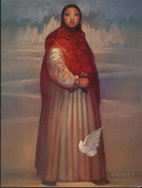 Nº 20 - Mujer Andina