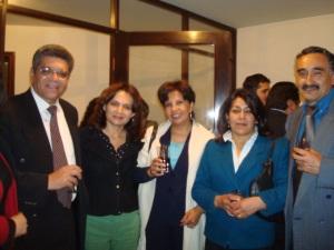 Socios e invitados