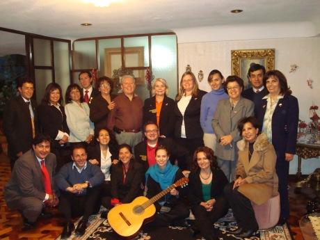 RC Sopocachi y RC San Jorge con IGE