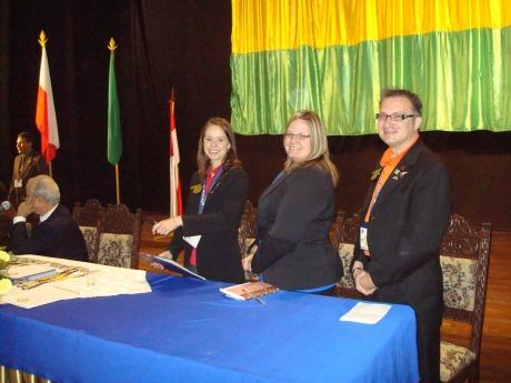Presentacion del Grupo IGE de Oklahoma