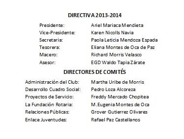 Directiva